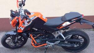Duke KTM 125