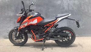 DukeKTM125