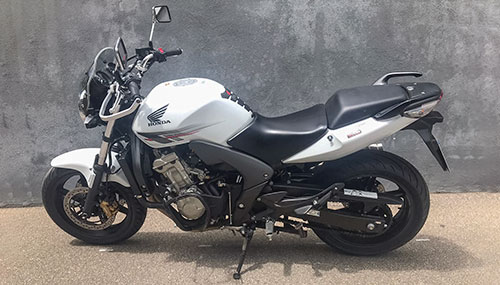 HondaCBF600